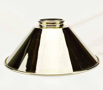 "8"" Polished Shade"