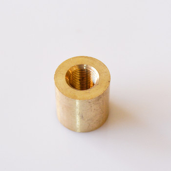 Solid Brass Lamp Coupling
