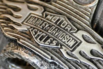 Harley Davidson Bottle Opener