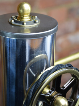 Brass Steampunk Light