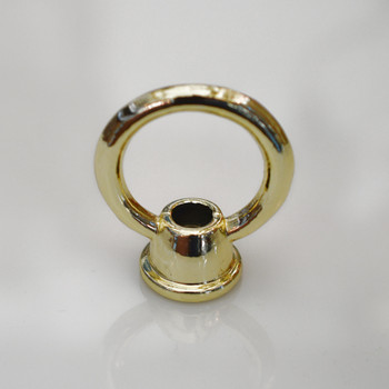 Polished Brass Loop