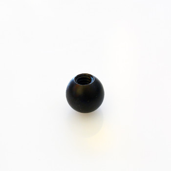 Decorative Black Brass Ball