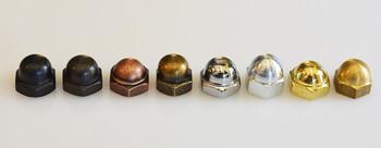 8-32 Cap Nuts