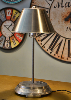 Pewter Lamp Shade