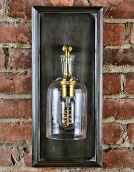 Bottle Sconce