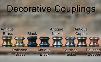 Decorative Couplings