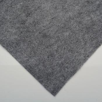 Charcoal Gray Felt