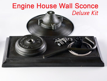 Industrial Light Wall Sconce Kit