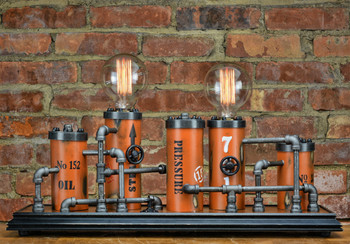 The Pipe Factory Lamp