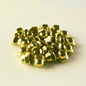 Brass Cap Nuts