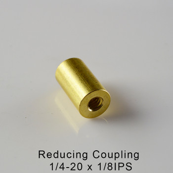 Brass Reducing Coupling