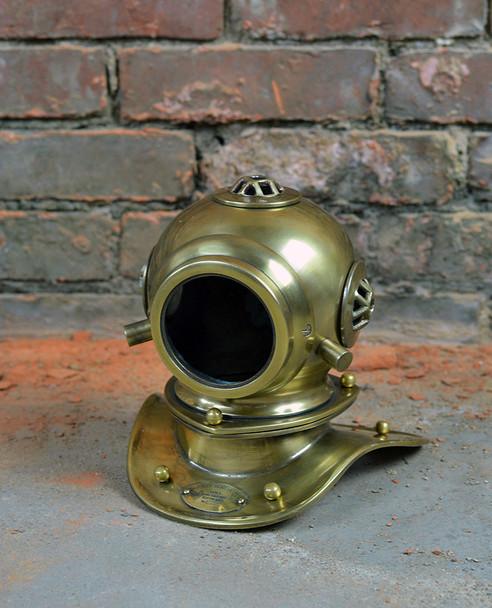 Morse Divers Helmet