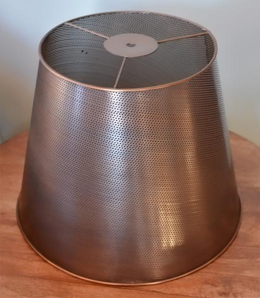 Perforated Lamp Shade
