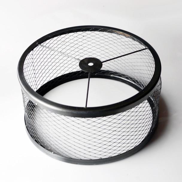 Black Steel Mesh Lamp Shade