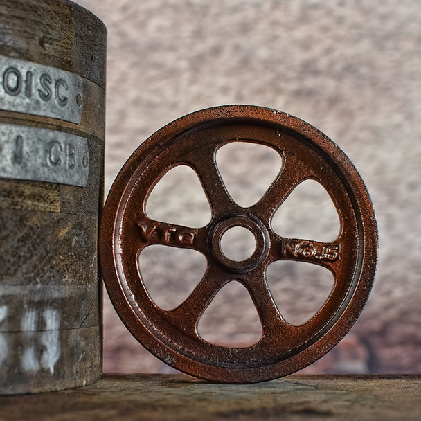 "Copper 5"" Wheel"