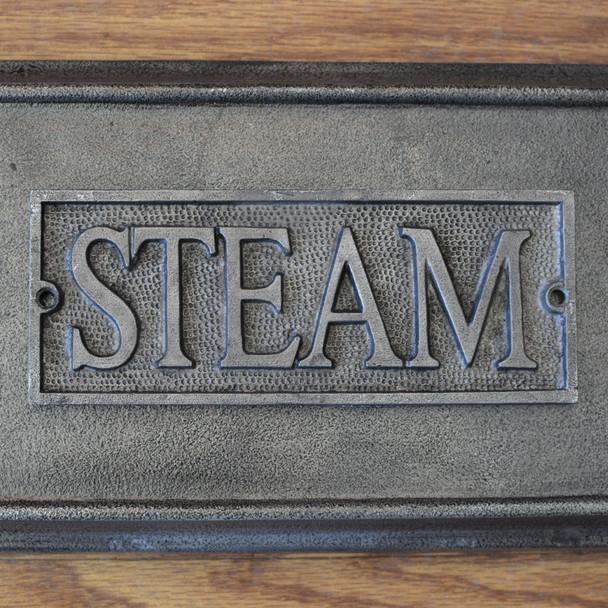Steam Sign