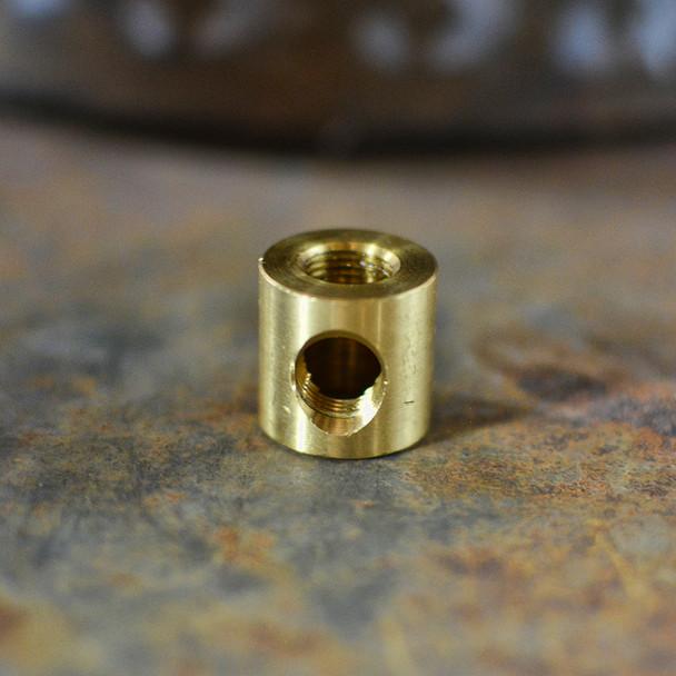 Brass 3-Way Coupling