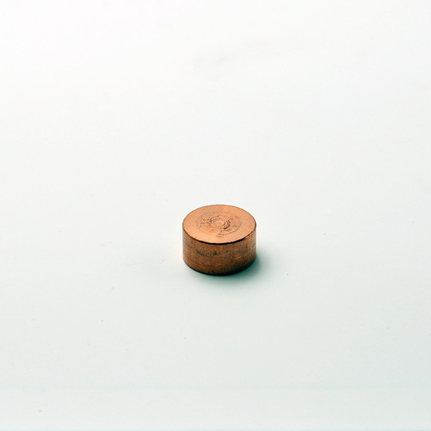 1/8 IPS Finial Cap - Copper Finish