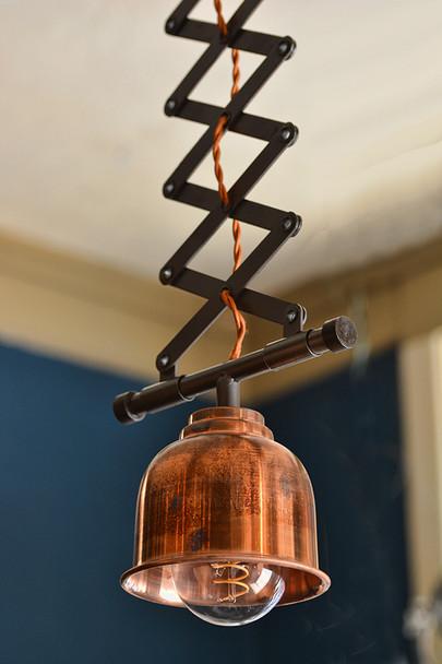 Ceiling Scissor Bracket Light