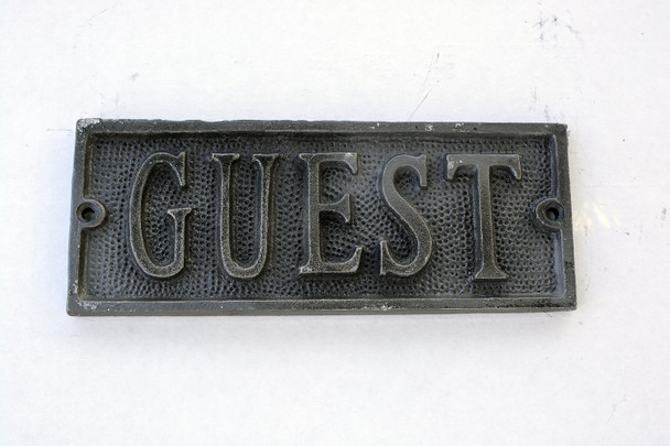 Guest Sign