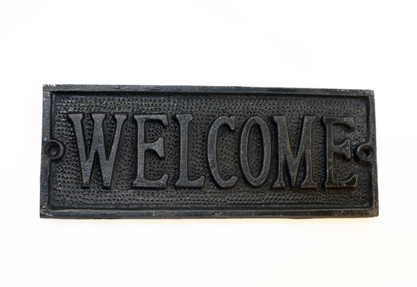 Welcome Sign