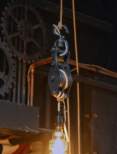 Ship's Pulley