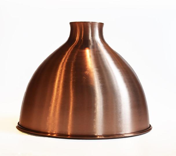 "15"" Copper Pendant Light"