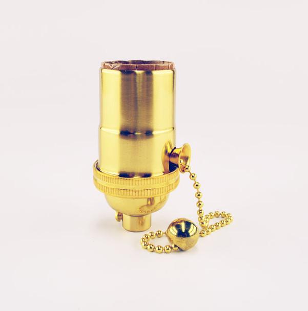 Pull Chain Light Socket