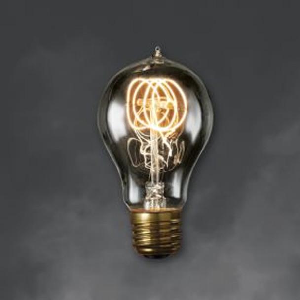 Bulbrite NOSVICTOR/SMK 154020 Edison Bulb Smoke