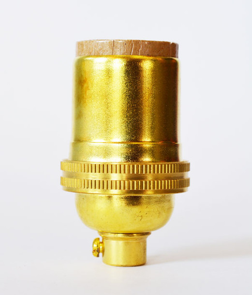 Brass Lamp Socket