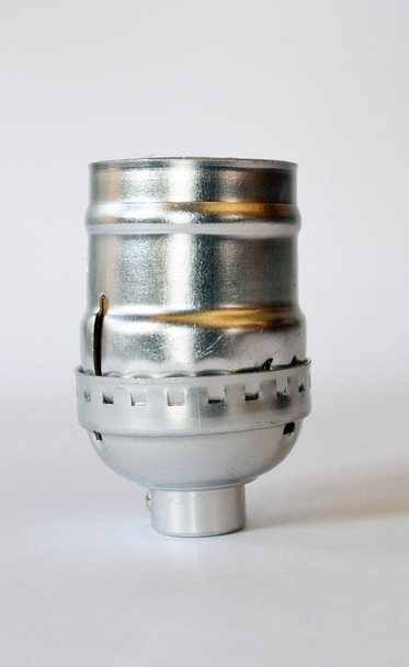 Antique Nickel Light Socket