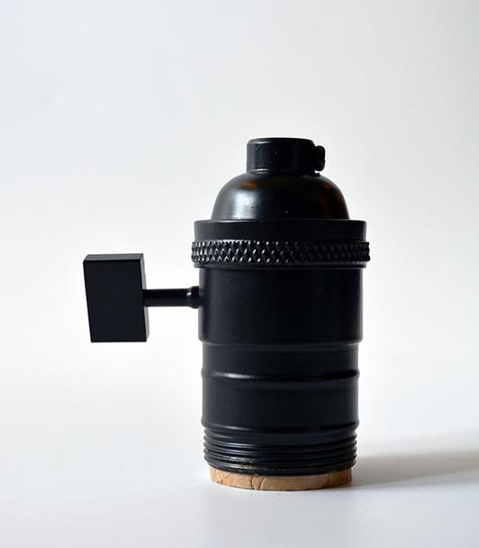 Black uno Socket