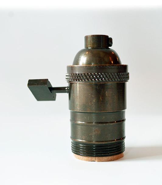 800-UNO Series Socket - Oil-Rubbed Bronze