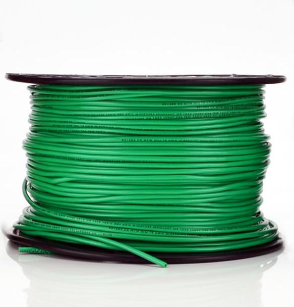 Ground Wire - Green Internal Wire -------- 18 Gauge