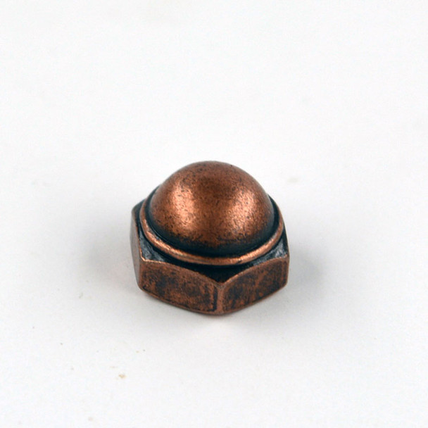Antique Copper Cap Nut