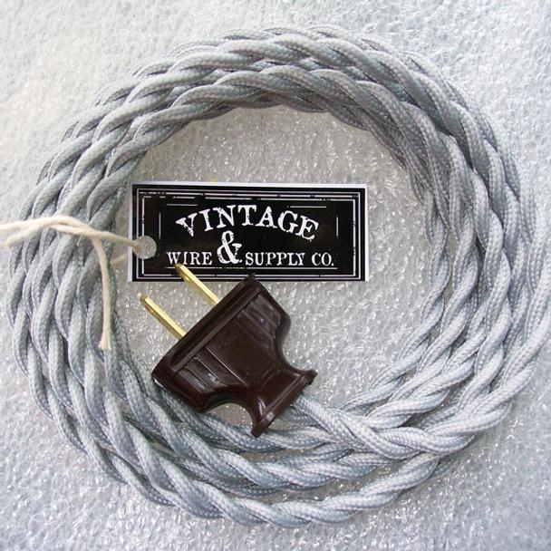 Gray Lamp Cord