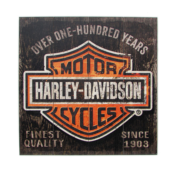 Harley Wood Sign