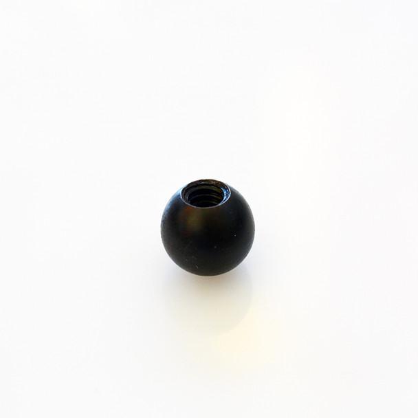 Decorative Black Brass Ball