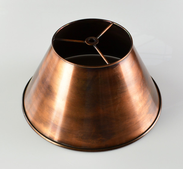Antique Copper Metal Shade
