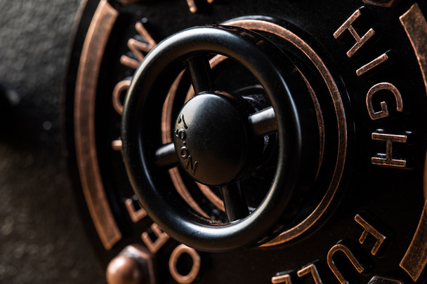 Antique Dimmer Knob