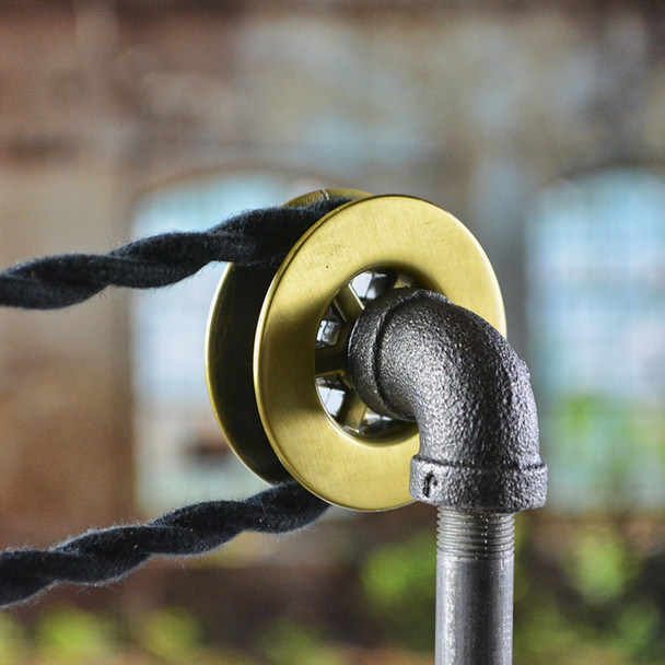Brass Pulley Wheel