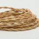 Gold Cloth cord