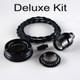 Deluxe Mason Jar Kit - 4 Feet of Wire - DIY