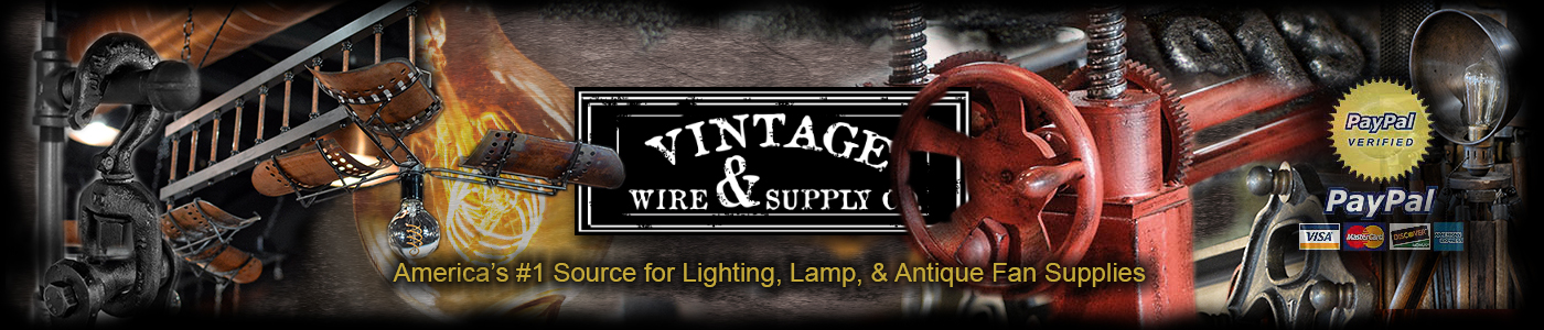 Vintage Wire And Supply