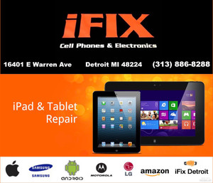 iPad & Tablet Repair