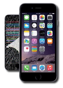 iPhone 6 Screen Glass Repair