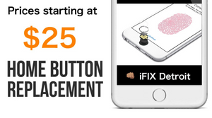 iPhone Home Button Repair in detroit,mi