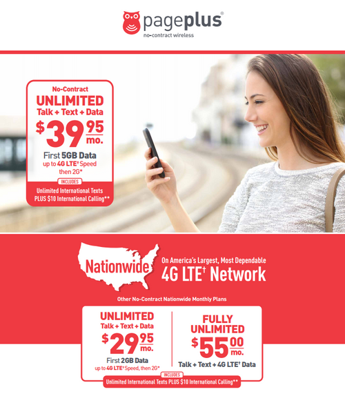 Page plus cellular plan in Detroit, mi