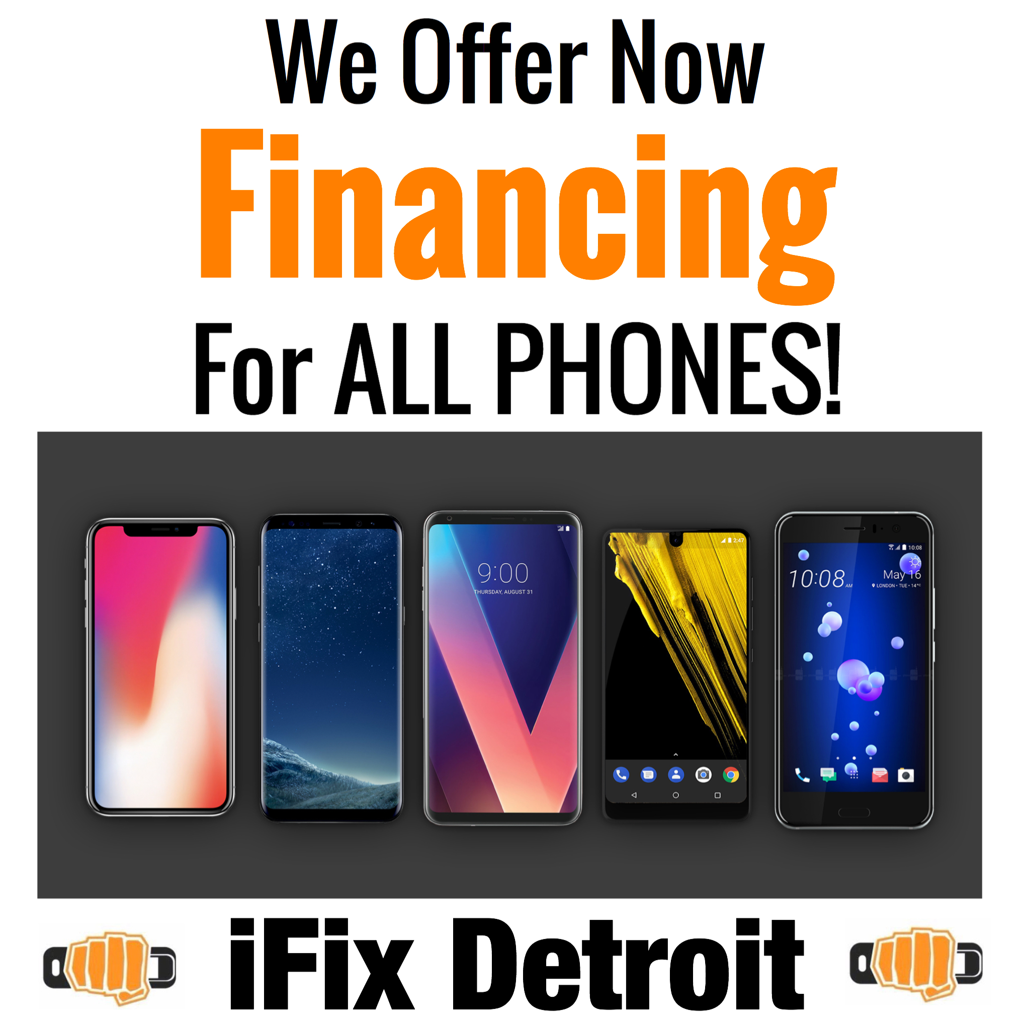 Iphone Repair Store In Detroit Mi Prepaid Plans Smartphone