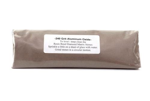 240 Grit Aluminum Oxide Powder